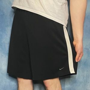 Nike Gym Shorts Black Colorway